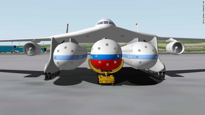 Гондолопланы: на чем мы будем летать в недалеком будущем Гондолопланы, авиация, пассажир, полет, путешествия, самолет