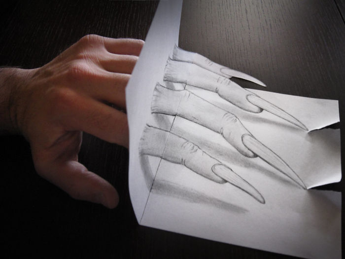 15 Amazing 3d Drawings That Will Make You Appreciate Every Detail