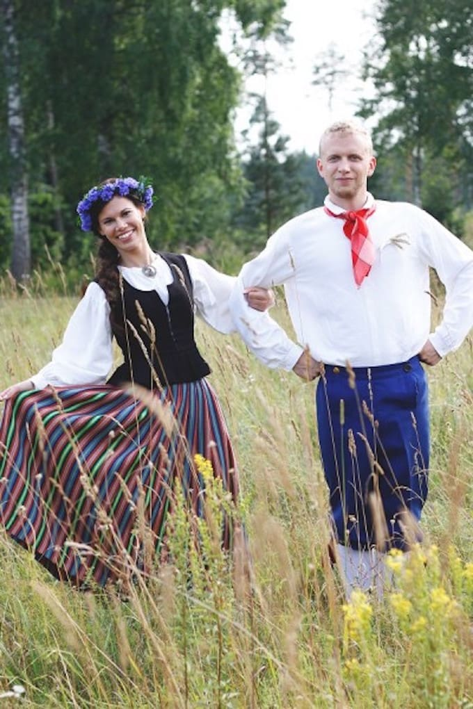 estonia traditional wedding outfits from around the world wedding dress bride groom