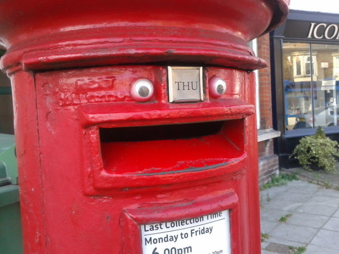 Feed Me Letters!