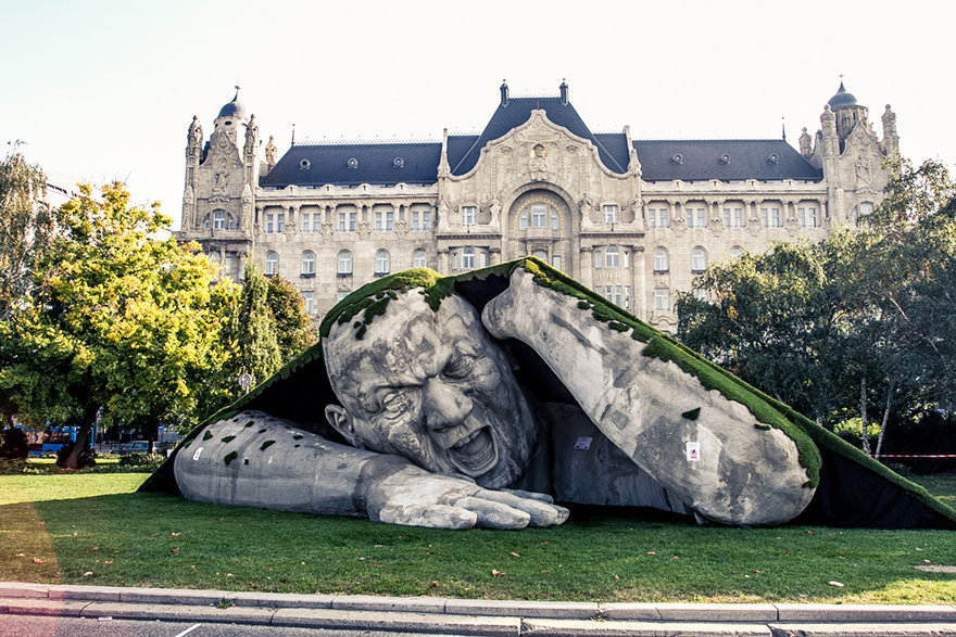 Popped Up By Ervin Loránth Hervé, Budapest, Hungary
