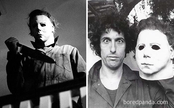 Michael Myers - Nick Castle (The Halloween, 1978)