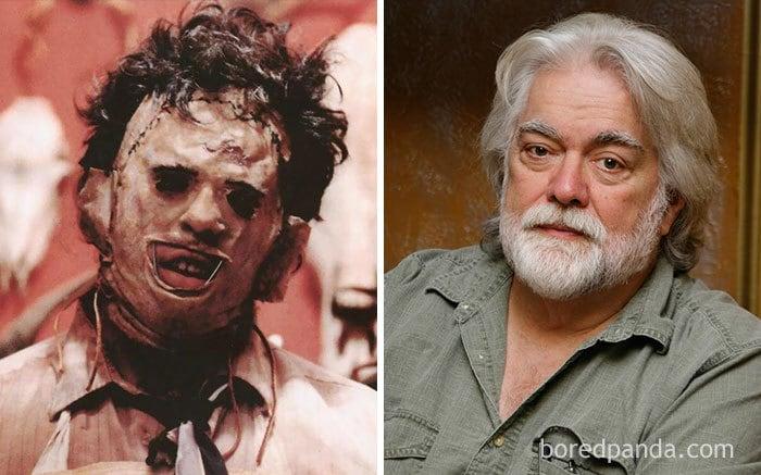 Leatherface - Gunnar Hansen (the Texas Chain Saw Massacre, 1974)