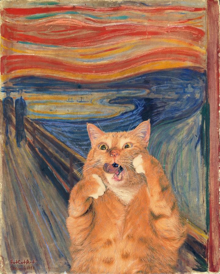 """<a href=""""http://fatcatart.com/2016/08/scream-munch/?lang=ru"""">Эдвард Мюнх «Крик», подлинная версия 1893</a>"""