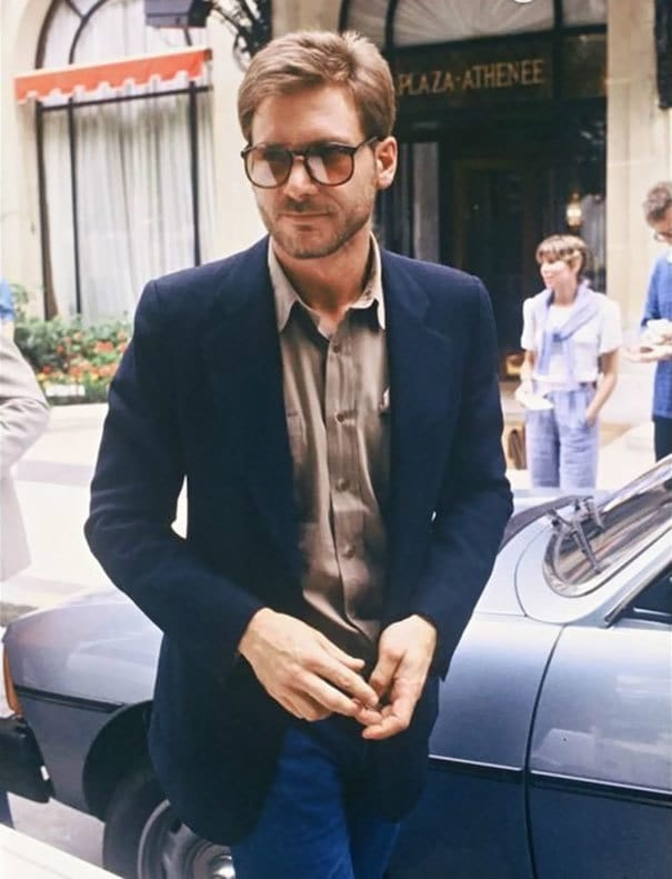 36-Year-Old Harrison Ford, 1978