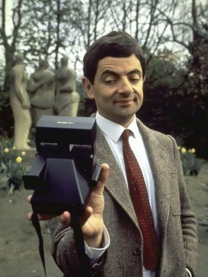 Rowan Atkinson, 1987