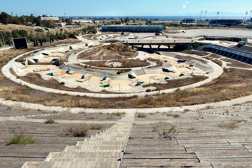 Олимпийский каноэ и гребному слалому-центр, Афины, 2004 Место проведения летних Олимпийских игр