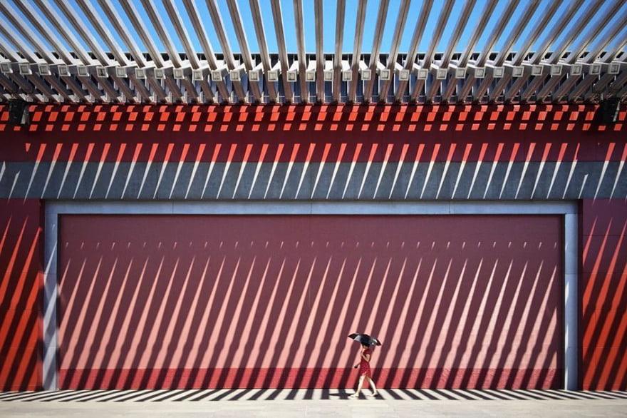 Цзянь Ван От Пекин, Китай, 1-е место, архитектуры