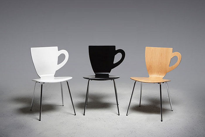 Coffee Cup Chairs