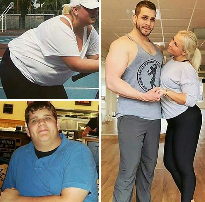 This Couples Transformation Is More Than Inspiring
