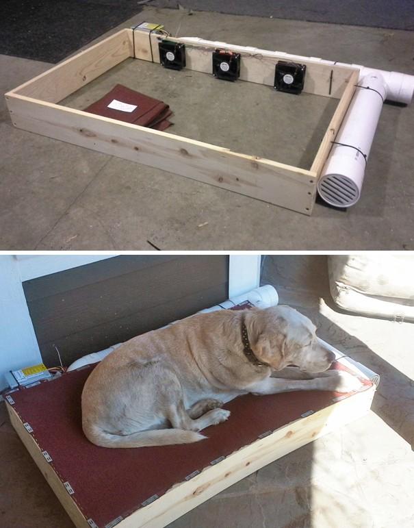 Жлоб Кондиционер кровать собаки