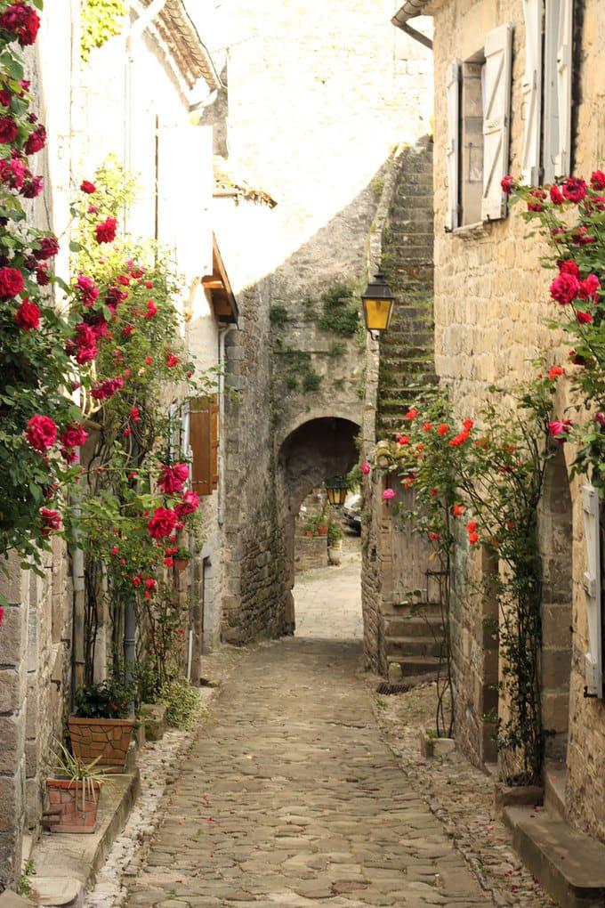 Village De Penne, France