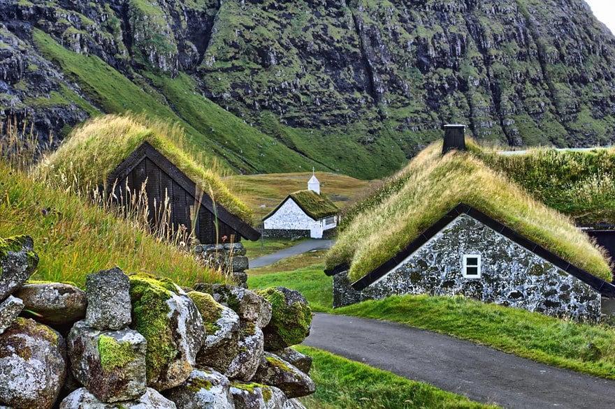 Gasadalur, Faroe Islands