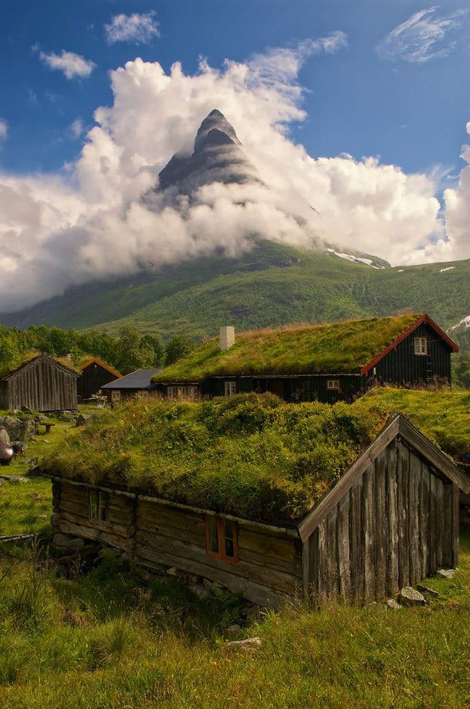 Renndølsetra, Norway