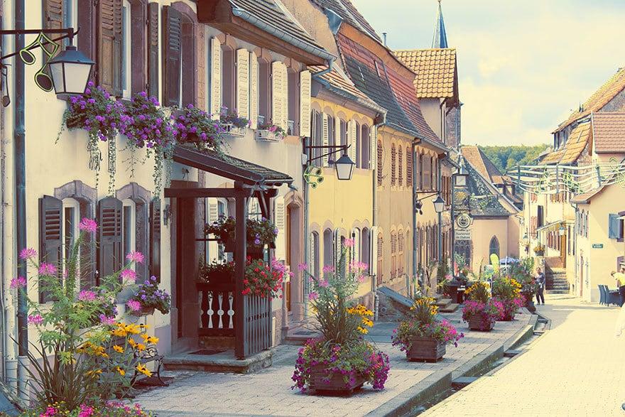 La Petite-Pierre, France
