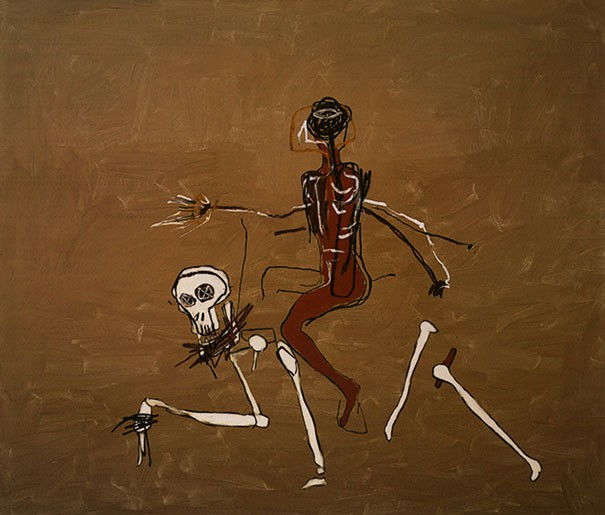 Jean-Michel Basquiat: Riding With Death (1988)