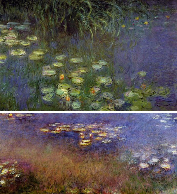 Claude Monet: Water Lilies Murals (1926)