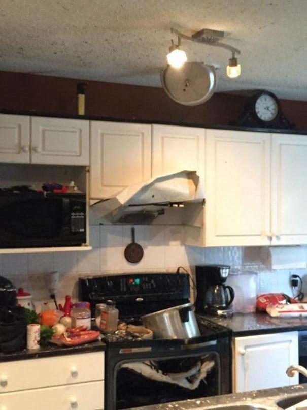 Pressure Cooker Nightmare