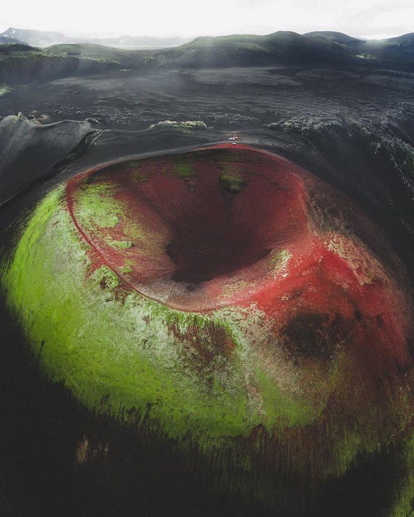 Crater Rust