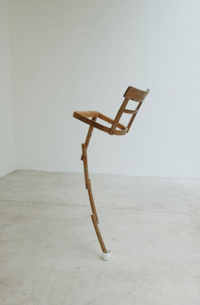 jaime pitarch everyday materials in contemporary art