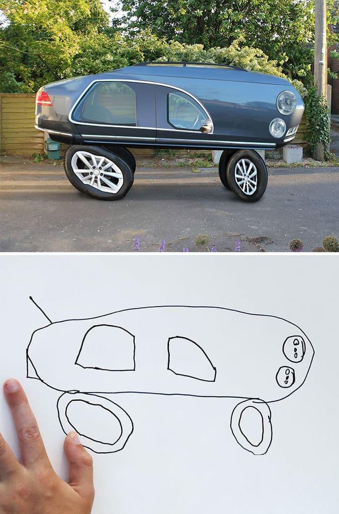 Kid Drawings