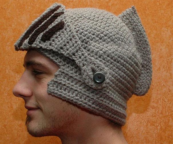 33 крутые вязаные шапки, чтобы выделиться из толпы этой зимой - 8