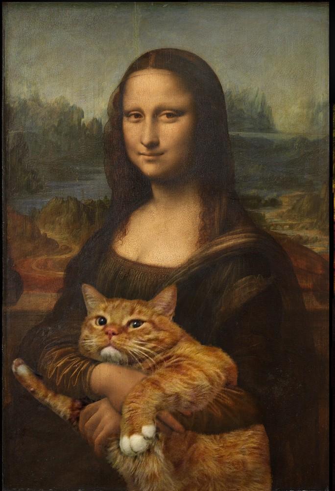 "<a href=""http://fatcatart.ru/2012/01/otkyta-tajna-ulybki-dzhokondy/"">Леонардо да Винчи, Мона Лиза, Подлинная версия</a>"