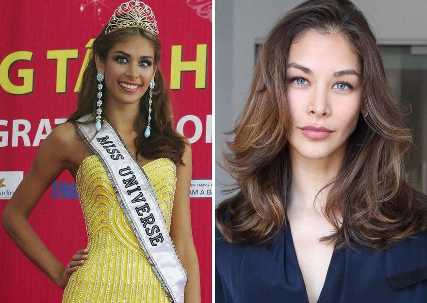 Dayana Mendoza (Venezuela), Miss Universe 2008