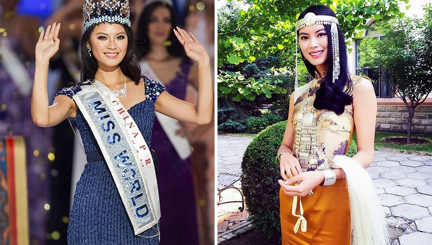 Yu Wenxia (China), Miss World 2012