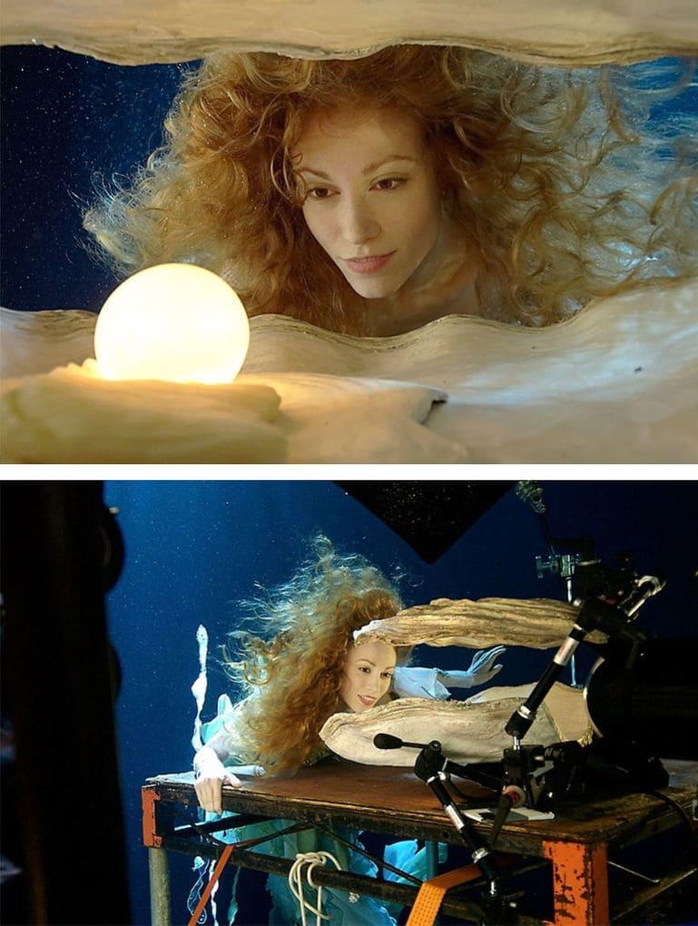 Underwater Photoshoot
