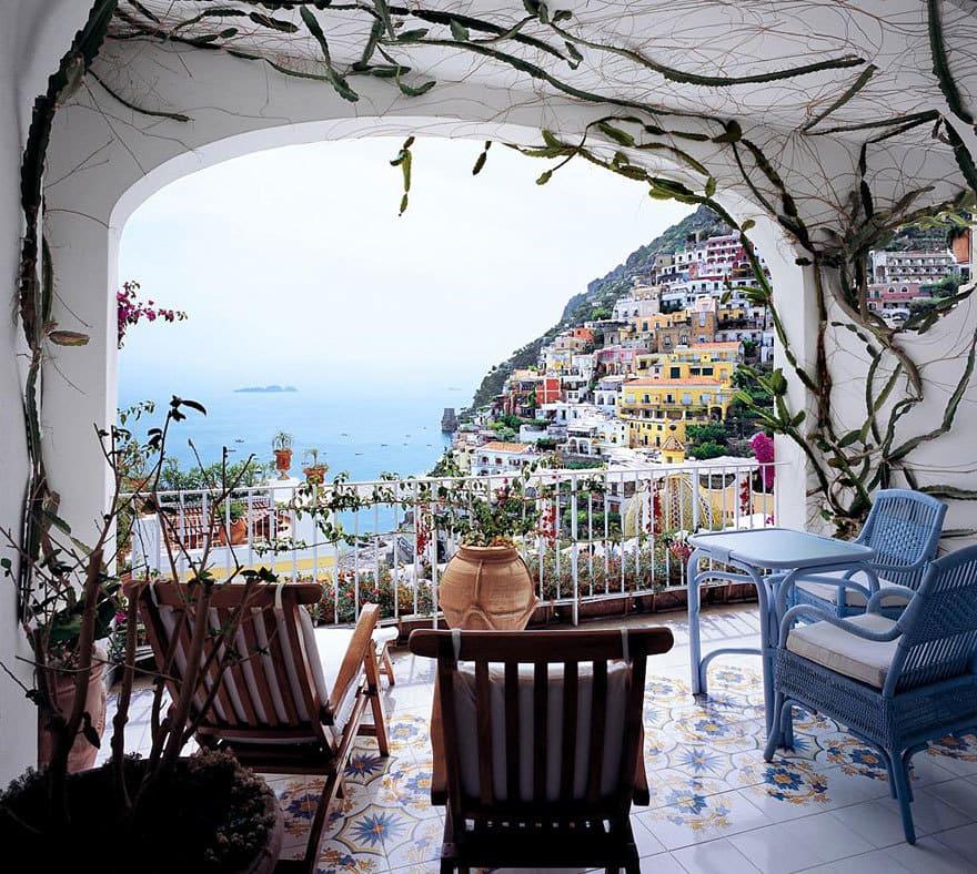 Побережье Амальфи, Италия