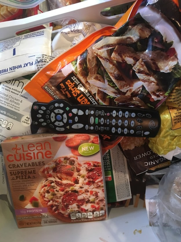 """I left the TV remote in the freezer…twice. Lost it for days at each time."""