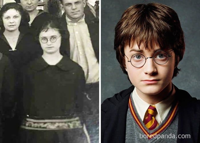 Turns Out My Great Aunt Was Harry Potter
