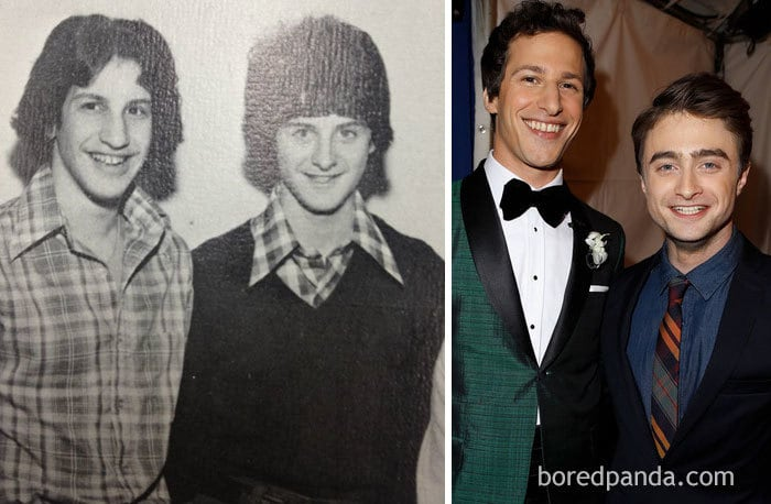 What Andy Samberg And Daniel Radcliffe Would