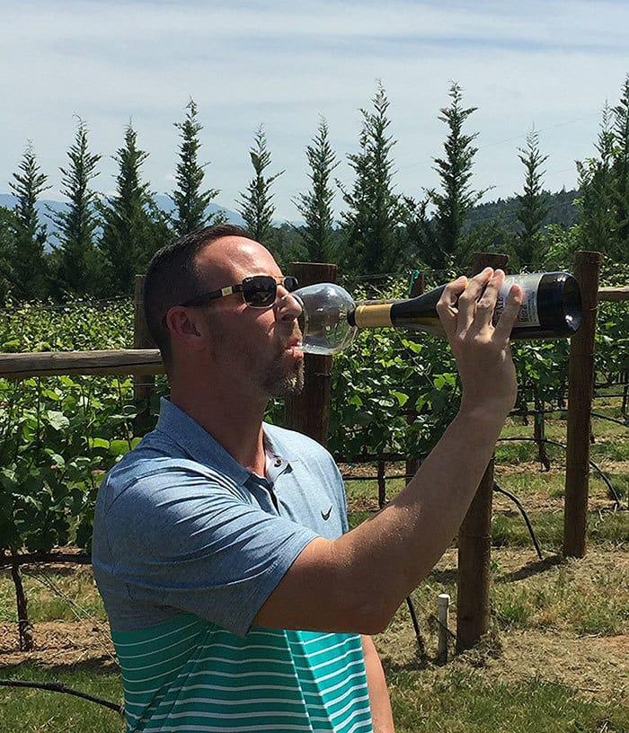 вино бутылочного стекла жрать-Buddy-8