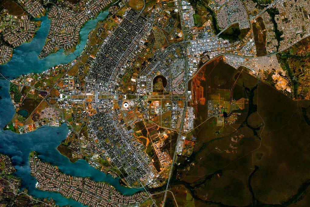 Brasilia-City-Plan