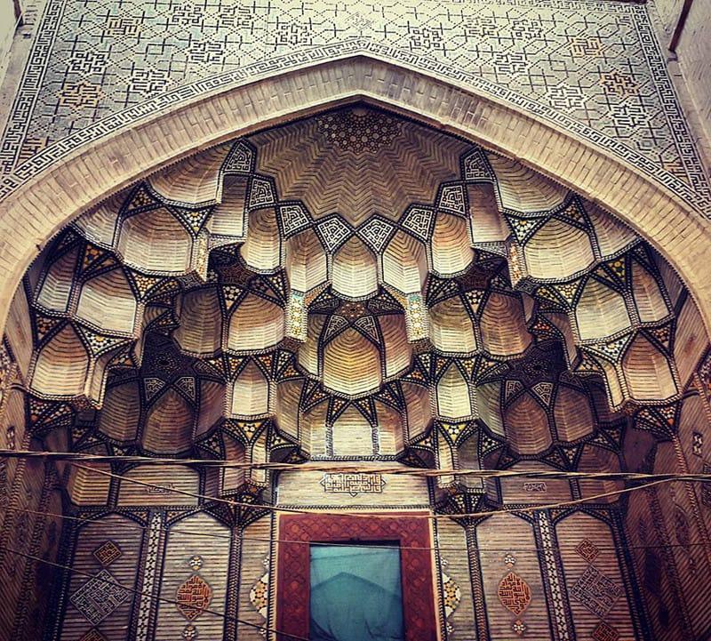 Пятничная мечеть, Исфахан, Иран, 900 лет иран, красота, мечеть
