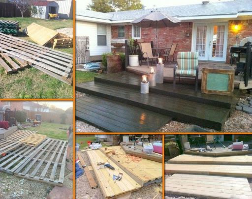 DIY-wooden-deck-from-recycled-pallets-wonderfuldiy