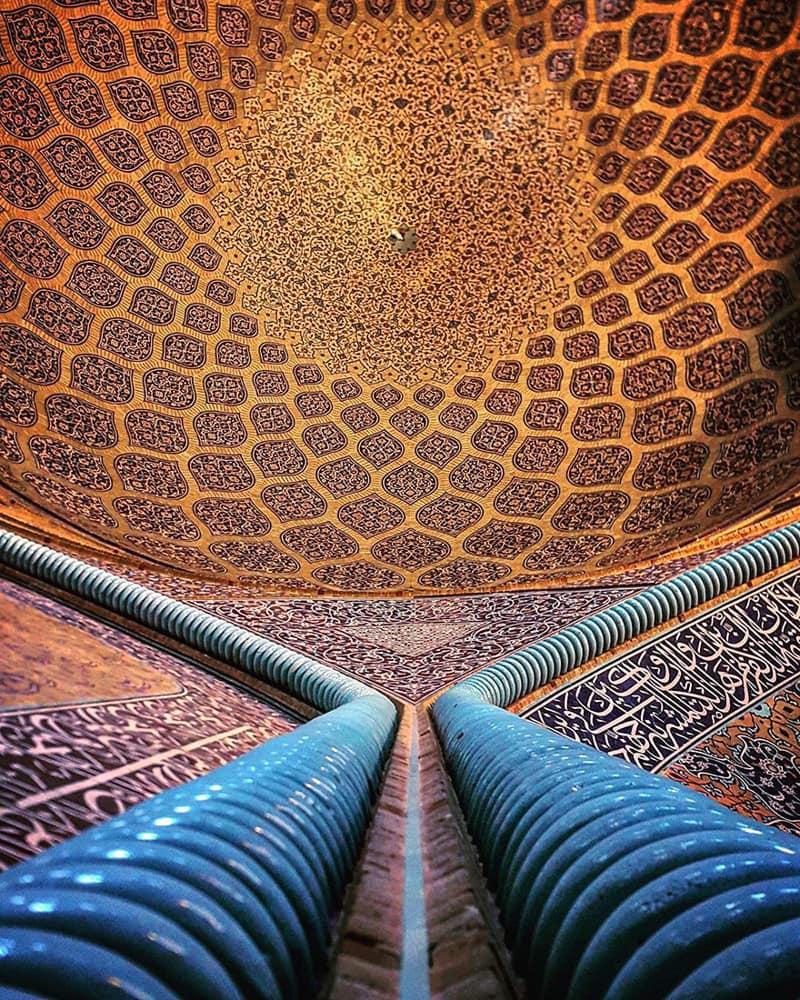 Мечеть шейха Лютфаллы, Исфахан, Иран, 400 лет иран, красота, мечеть