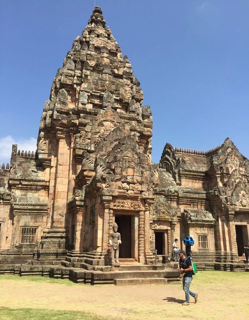 street-view-guy-walks-500km-thailand-google-2