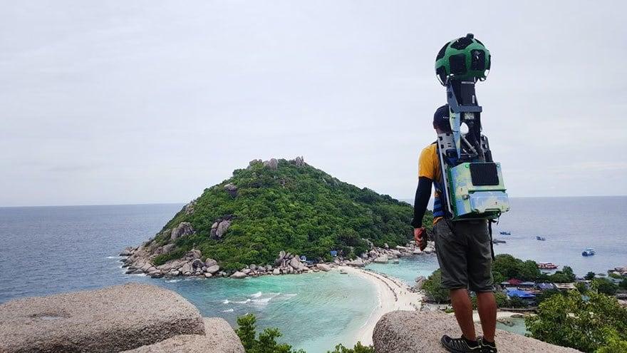street-view-guy-walks-500km-thailand-google-4