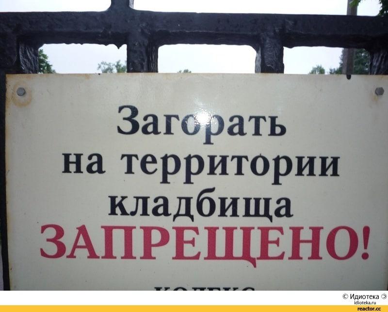 кладбище-табличка-загорать-лето-629755