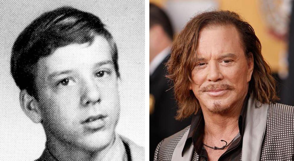фото известных людей в молодости