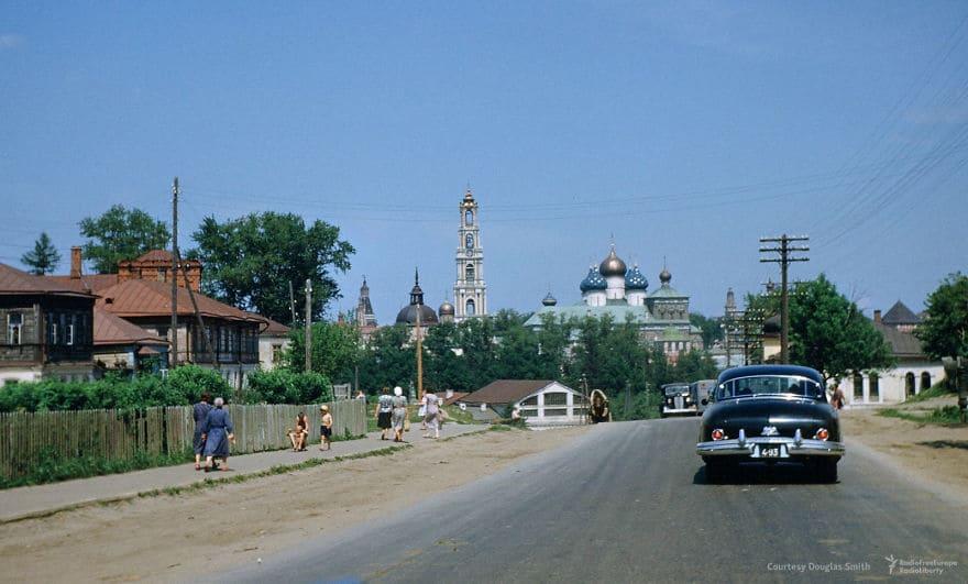 Крейсерская поездка в Троицкую Лавру Святого Сергия, пару часов из Москвы