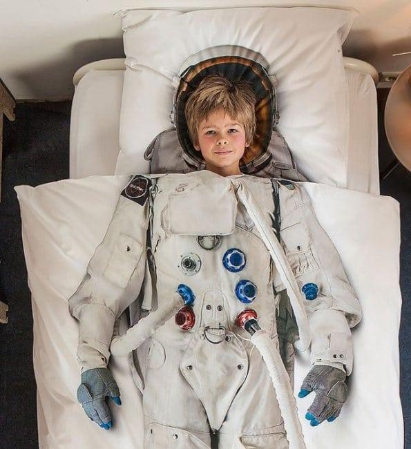 Необычное постельное бельё креатив, постельное белье