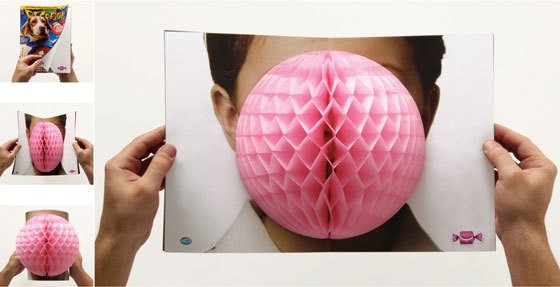 18 Most Creative Double Page Magazine Ads Design