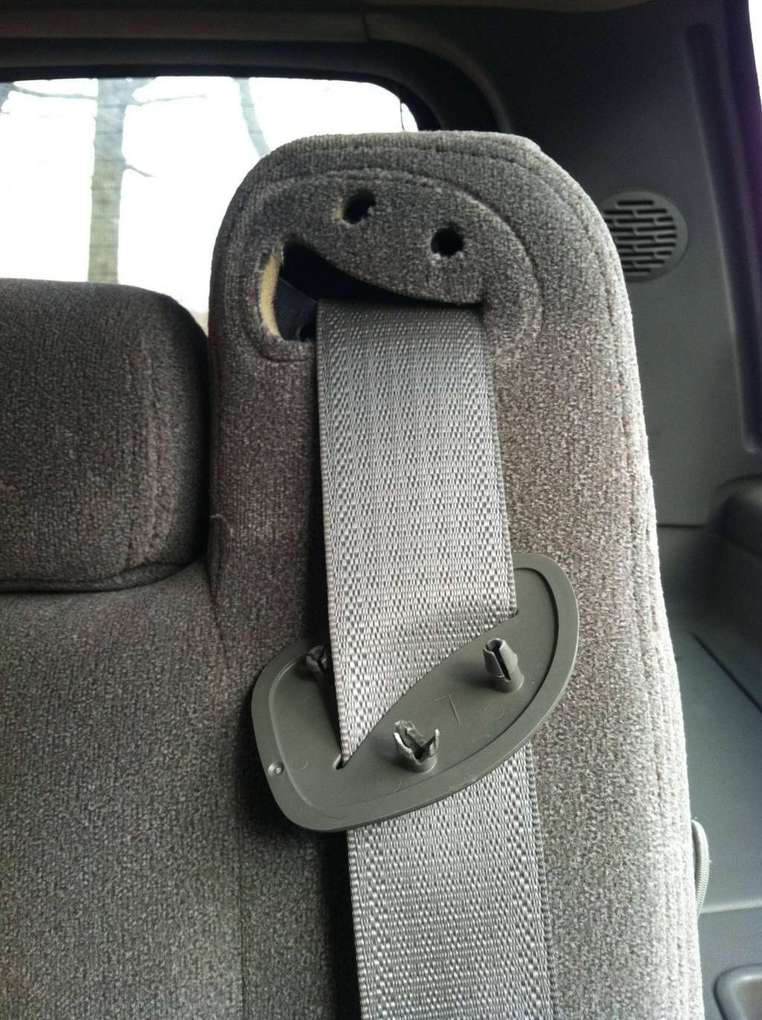 This Drunk Seatbelt Thing is listed (or ranked) 15 on the list