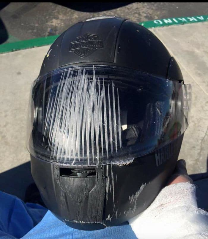 Daily Reminder To Wear A Helmet