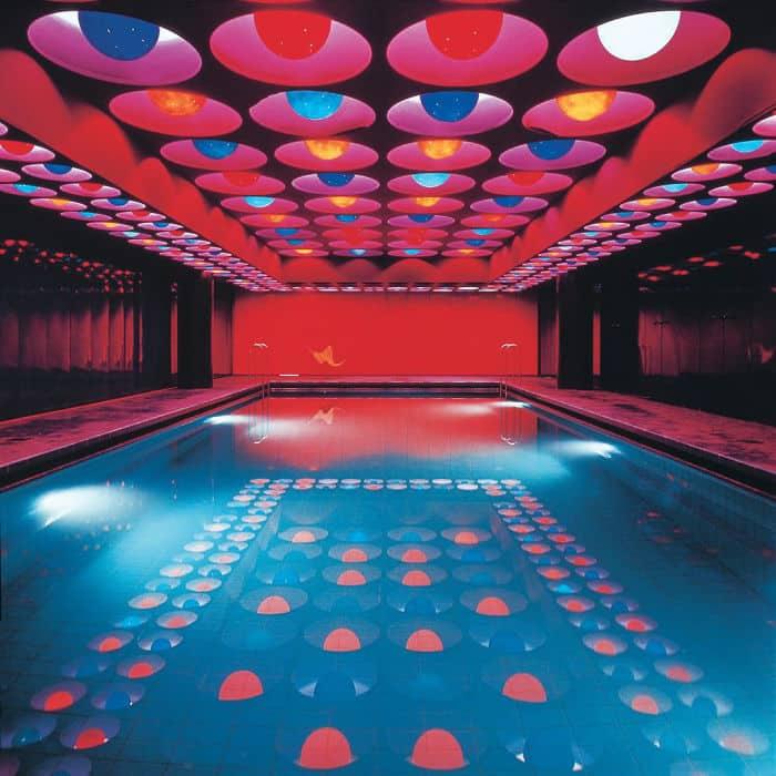 Swimming Pool In Hamburg, Germany