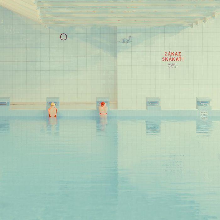 Malina Swimming Pool In Bratislava, Slovakia